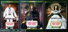 Scarlett O'Hara Barbie Rhett Butler Doll Timeless Treasures Gone with the Wind