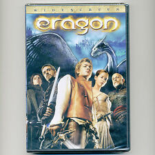 Eragon, PG fantasy adventure family movie, new DVD, dragon magic, John Malkovich