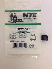 NTE NTE3041 Optoisolator, NPN Transistor Output