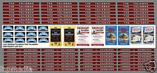 THE TALISMAN COACH & HEADBOARDS FOR HORNBY DUBLO DELTIC HAULED ETC LHP HD024
