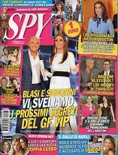 Spy 2017 17.Ilary Blasi,Michelle Hunziker,Kate Middleton,Claudio Baglioni