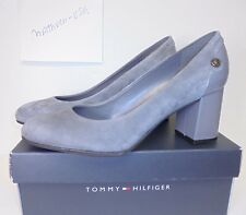 Tommy Hilfiger women's TWGENESIS office pump shoes sz 8 gray NEW!