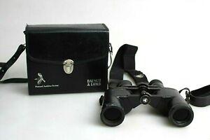 Bausch & Lomb National Audubon Society Custom 8X36 Field 6.5 Binoculars w Case