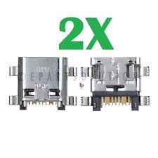 2X Samsung Galaxy On5 SM-G550T1 G550T2 USB Charging Port Dock Connector Socket
