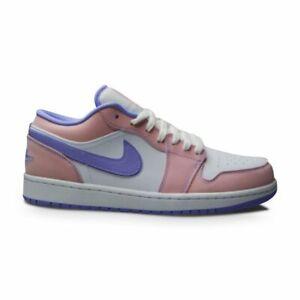 Mens Nike Air Jordan 1 Low SE - CK3022 600 - Artic Punch Purple Pulse