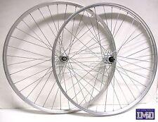 """Cerchi Ruote Bicicletta 28"""" bici UOMO anteriore posteriore ERRE BACCHETTA R"""