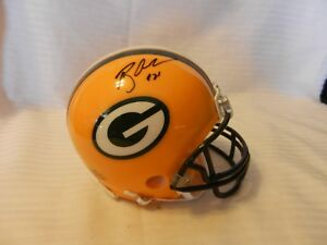 Ray Crouse #21 Green Bay Packers Signed Mini Helmet