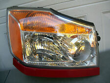 NISSAN TITAN 08 09 10 11 12 13 14 15 HEADLIGHT OEM RH HALOGEN