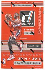 2014/15 Panini Donruss Basketball HUGE Factory Sealed HOBBY Box