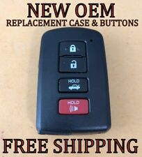 OEM TOYOTA RAV4 HIGHLANDER SMART KEY REMOTE PROXIMITY FOB REPLACEMENT CASE SHELL