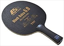 TSP Table Tennis Blade Black Balsa Fast All Round 5.0 FL 26284 From Japan NEW