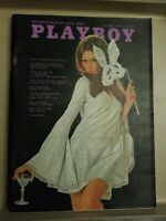 Playboy October 1968 * Free Shipping USA * Very Good Condition*