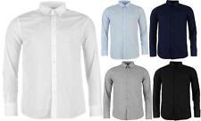 Camicie casual e maglie da uomo colletto regolanti poliestere