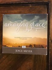 Joyce Meyer AMAZING GRACE 4 CD SET Plugging Into God'S Power In Your Life