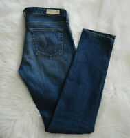 AG Adriano Goldschmied Womens The Stilt Cigarette Leg Jeans Size 26