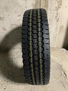 1 New LT 215 85 16 LRE 10 Ply Bridgestone Blizzak W965 Commercial Snow Tire