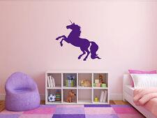UNICORN Home Vinyl Wall Decal Bedroom Graphics Sticker Decor Mural Silhouette