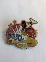 Years Of Celebration Spinner - Mickey And Tinker Bell Disney Pin LE (B5)