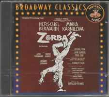 """ZORBA"" Original Broadway Cast Recording - CD 1992 - NEU/OVP - Harold Prince"
