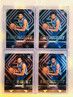 4x Emergent Insert 2018-19 Panini Prizm Marvin Bagley III #2 RC Rookie MINT Lot