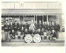 Photograph of Pueblo Colorado VFW Post 61 Drum & Bugle Corps 1930-50s
