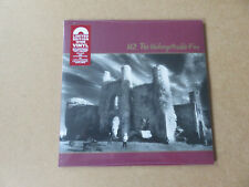U2 The Unforgettable Fire LP HMV 2019 EXCLUSIVE WINE VINYL PRESSING 1792416