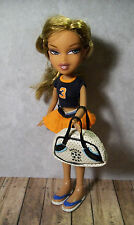 Bratz Doll - Yasmin - Fully Dressed with Shoes, Soccer, Sporty, Nice Condition!