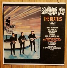 The Beatles - Something New Capitol T 2108, Mono US 1964 Corrected Misprint VG