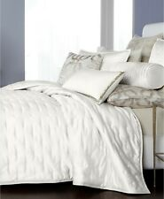 Hotel Collection Quilted EURO Sham Fresco White T94026