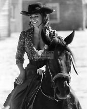 """CLAUDIA CARDINALE IN """"THE LEGEND OF FRENCHIE KING"""" 8X10 PUBLICITY PHOTO (FB-677)"""