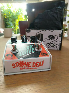 Stone Deaf Warp Drive High Gain Distorion Pedal