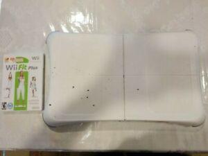 Wii Fit Bundle: Used Wii Balance Board, Wii Fit Plus