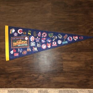 """Hometown Collection Throwback Minor League Baseball Pennant """"NICE CONDITION"""""""