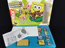 Sponge Bob Squarepants Bikini Bottom Beach Party Board Game Cartoon TV Show