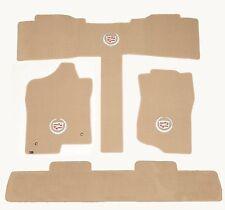Lloyd Mats 4 Piece Floor Mat Set 2007 - 2010 Cadillac Escalade Base Model Tan