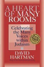 A Heart Of Many Rooms: Celebrating The Many Voices Within Judaism: By David H...