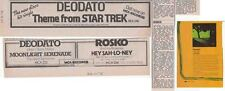 DEODATO : CUTTINGS COLLECTION