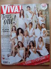 VIVA 22/2014 Anna Przybylska,Anja Rubik,John Galliano,Rita Hayworth,Rita Ora