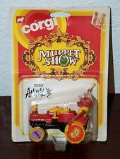 1979 CORGI JIM HENSON MUPPET SHOW ANIMAL DIE CAST VEHICLE MOC