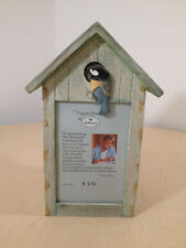 Marjolein Bastin, Bird House Photo Display, Pictures go on all 4 sides. Hallmark