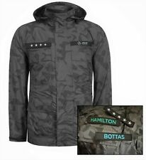 JACKET Rain Mercedes AMG Hamilton Camouflage Performance  Formula One 1 NEW!