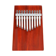 10 Key African Wooden Kalimba Thumb