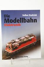 Tren Libro: La Maqueta de tren BD 1 - Electrónica, Volker Dudziak (82932)