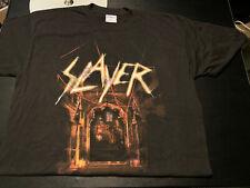 Jeff Hanneman Signed Autographed Slayer 2001 God Hates Us All Shirt Very Rare