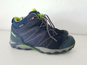 Meindl Nässeschutz Air Active Outdoor Wander Trekking Stiefel Schuhe Gr 39