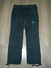 Pantalones de hombre cargo sin marca 100% algodón
