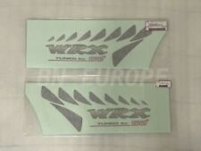 Subaru Impreza Genuine Gc8 Type R Stickers Logos Badges Coupe WRX STI JDM