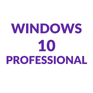WIN10 Pro Professional Activation Key 32 64 Bit