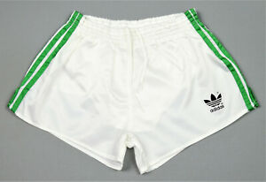 Adidas Vintage Nylon Shorts Size M