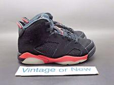 a81b8d13eb5306 Nike Air Jordan VI 6 Black Infrared BP 2014 sz 11C